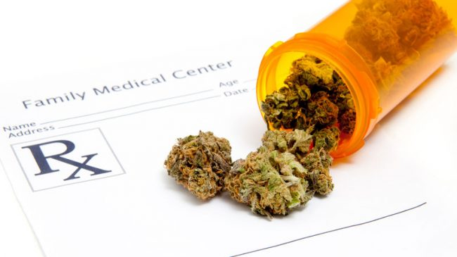 A Show of Support for Medical Marijuana