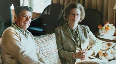 Margaret Thatcher: Rebuilding an Enterprise Society Through Privatisation
