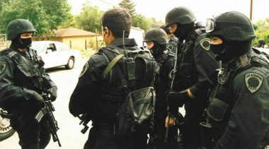 The SWAT Team Would Like to See Your Alcohol Permit