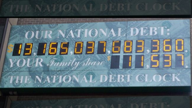Cutting the Debt Is Important to 96 Percent of Americans and 74 Percent Want a Government Spending Cap