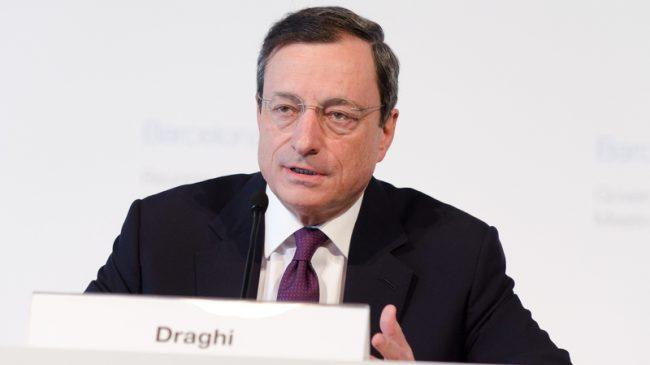 Violent Protests Mar Draghi and the ECB's False Narrative