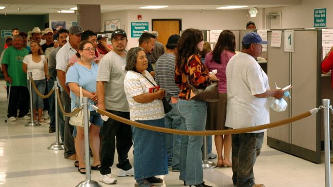 Considering the Not-So-New Normal for Unemployment