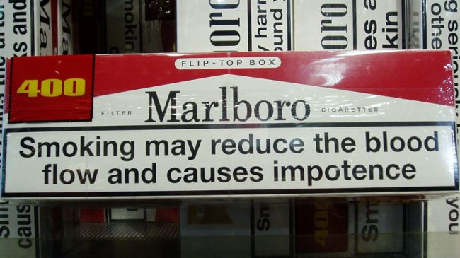 Smoking, Plain Packaging and Public Health