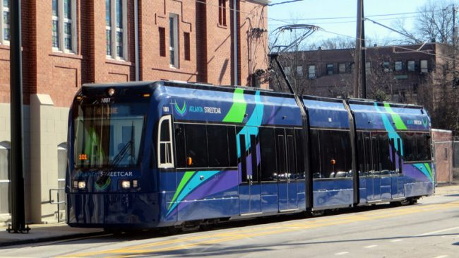To Improve Atlanta's Transit System, Skip Streetcars and Focus on Bus Service