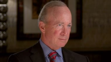 Mitch Daniels Receives Reason Foundation's 2015 Savas Award for Public-Private Partnerships