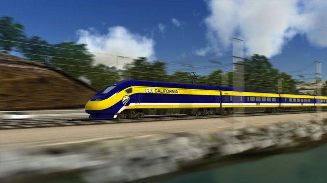 California's Train of Fraught