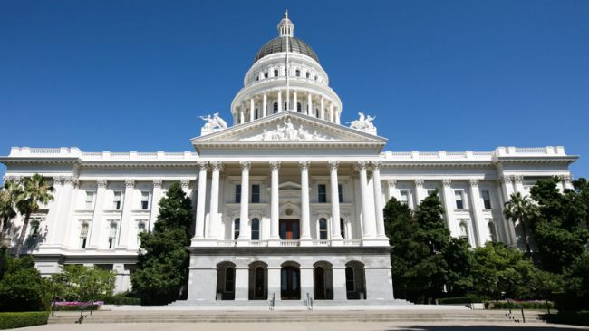 California's Proposition 59: Overturn of Citizens United Act Advisory Question