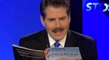 Fox's John Stossel Awarded The Lanny Friedlander Prize at the Reason Media Awards
