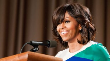 Michelle Obama Partners With Left-Wing Food Activists