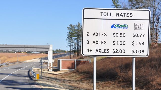 It's Time to Allow Tolling on All Federal-aid Highways