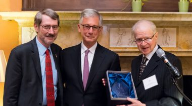 Stephen Goldsmith Receives Reason Foundation's 2017 Savas Award for Public-Private Partnerships