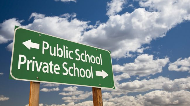 Public Opinion of School Choice in 2012