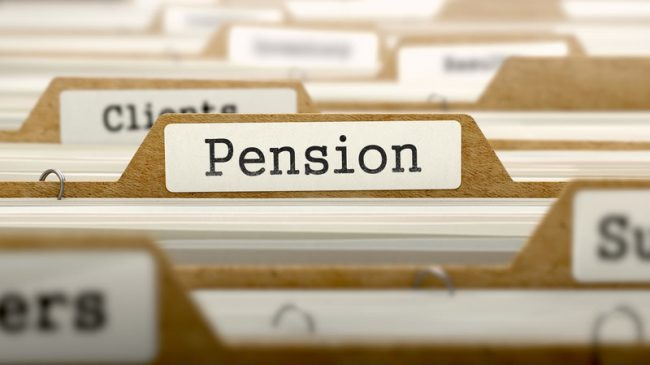 Arizona Election Results on Pensions