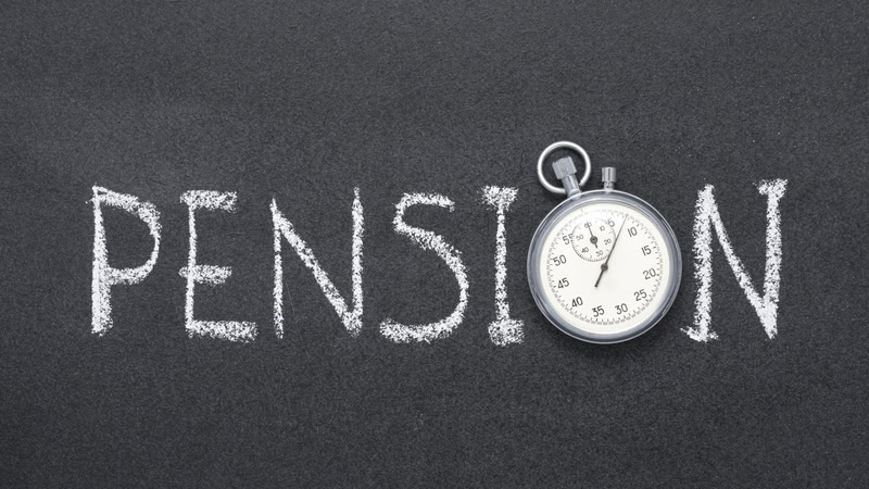 No Bailout for State Pensions