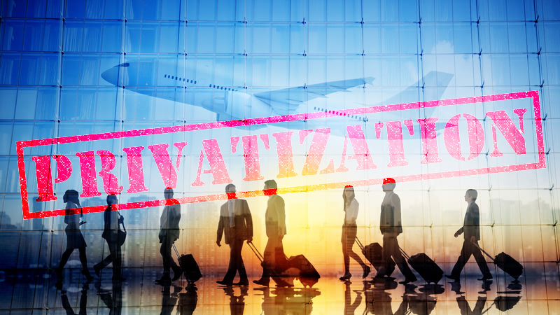 reason for privatization The second main thrust for privatization is the belief that private sector units are   compelling reason for privatization that of improving the efficiency of the units.