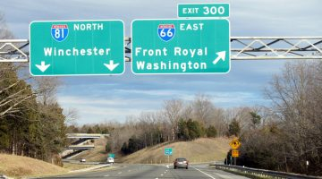 Understanding the $40 Tolls to Use I-66 in the DC Area