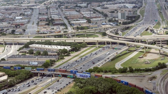 As Major Cities Try to Combat Traffic Congestion, Texas State Legislature Limits Their Options