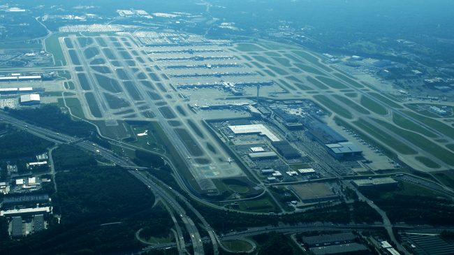 Blame Poor Management for Atlanta Airport's Inability to Handle Adversity