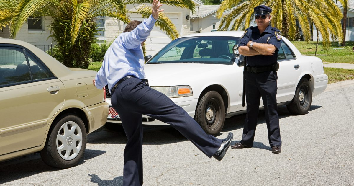 How Do Police Officers Determine Marijuana Impairment In Drivers