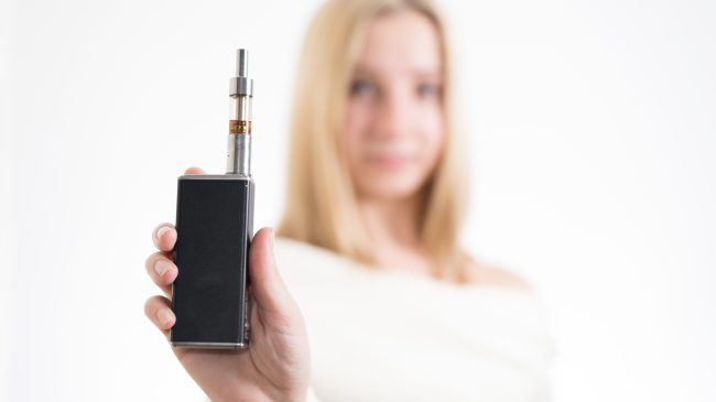 Nicotine and Harm Reduction Newsletter – April 20, 2018
