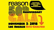 Reason's 50th Anniversary Celebration