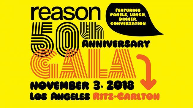 Reason's 50th Anniversary Celebration