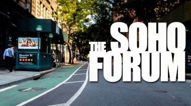 Debate: The Soho Forum Live — Do We Need to Impose Tighter Lockdowns?