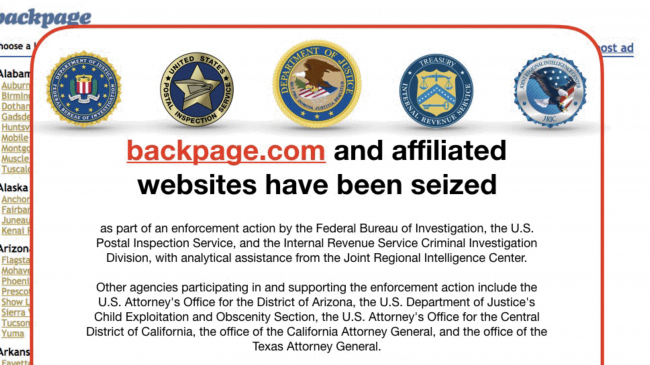 Amicus Brief: Backpage.com Is Presumptively Protected by the First Amendment