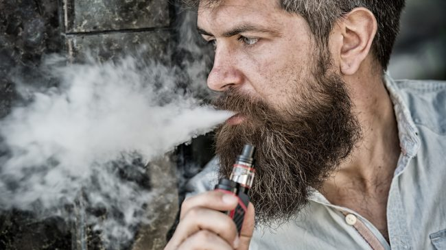 E-Cigarettes Not In The Same Category As Cigarettes