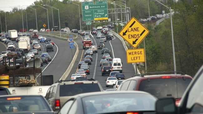 Maryland and Virginia's Congestion-Busting Mega-Project