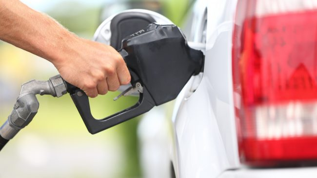 Proposition 6 Would Knock Down California's High Gas Tax
