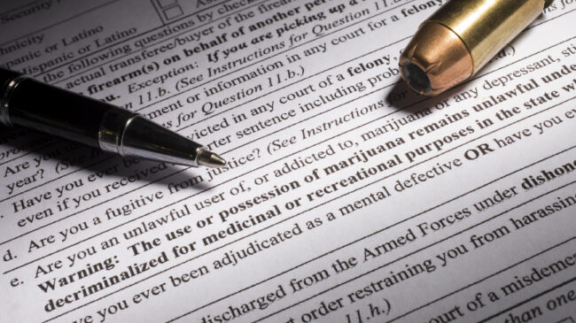 Federal law unconstitutionally prohibits medical marijuana users from possessing firearms