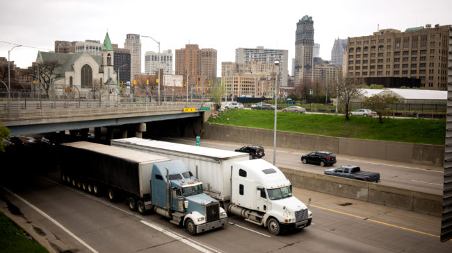 Michigan Moves to Study Interstate Tolling As Way to Improve Highways