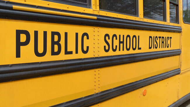 Spending data show the U.S. has not been defunding public education