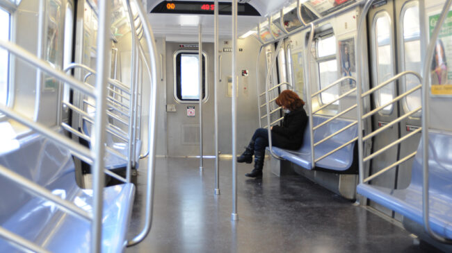 Mass Transit Systems Face Critical Challenges Now and When COVID-19 Pandemic Is Over