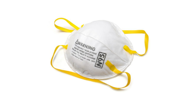 Vital PPE: How To Increase Production and Distribution of Masks to Fight COVID-19