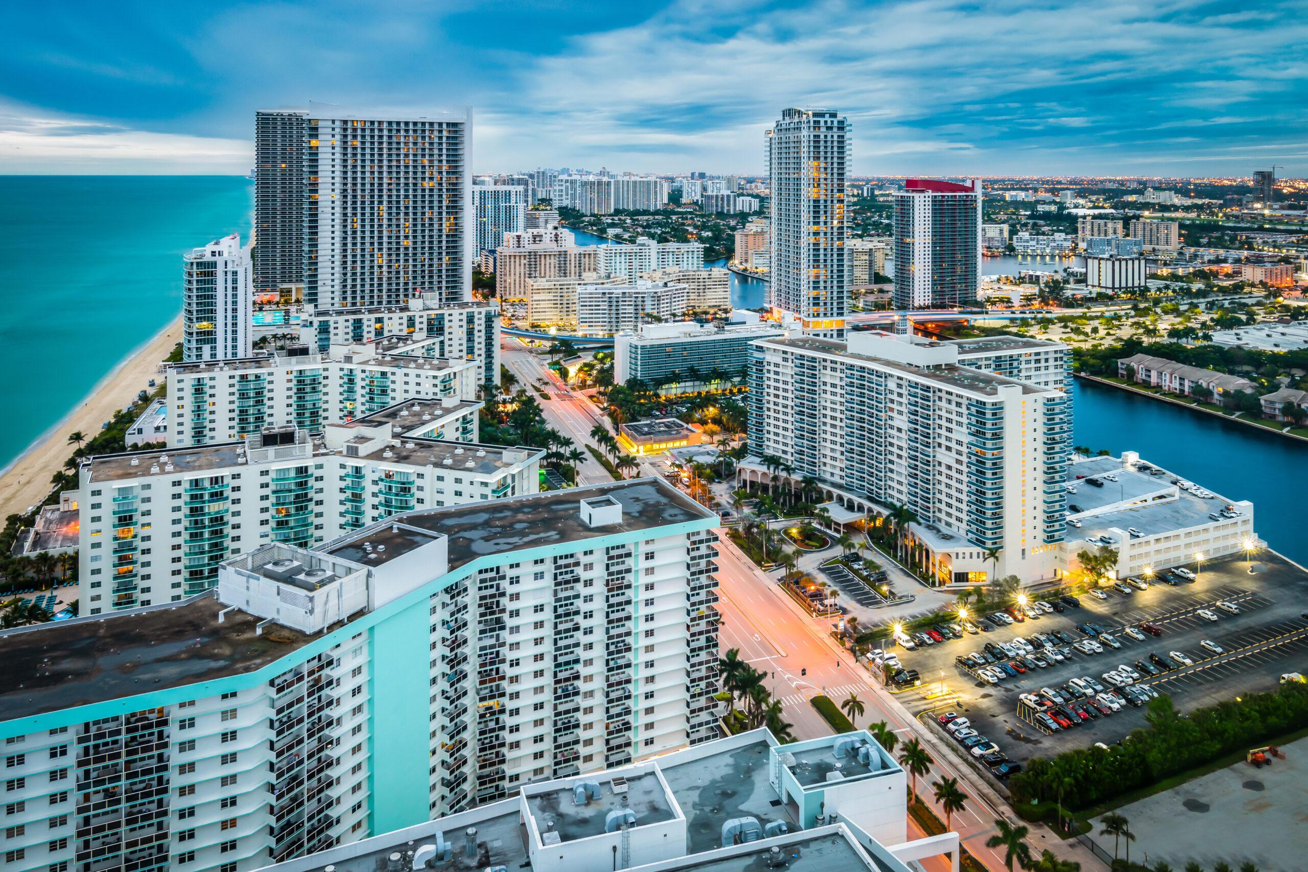 Hollywood, Florida's Pension Debt Problem