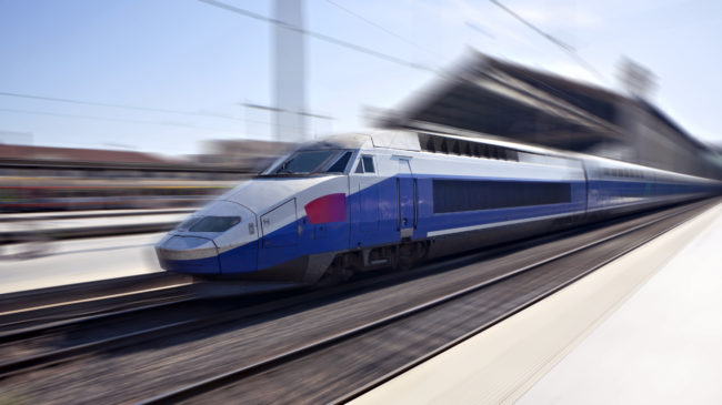 Poor Cap-and-Trade Proceeds Raise More Funding Questions for California's High-Speed Rail Project
