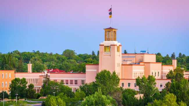 New Mexico Educational Retirement Board Pension Solvency Analysis