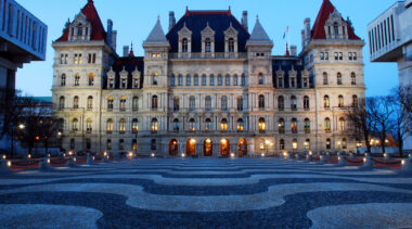 New York wisely lowers the state's assumed rate of return for public pension investments
