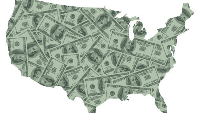 Initial 2020 Revenue Figures In Many States Are Higher Than Expected