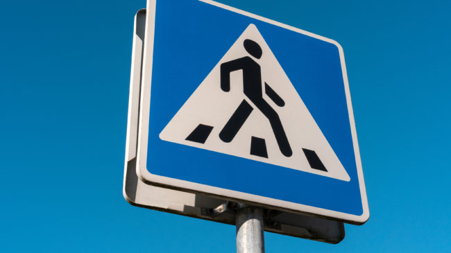 An Attack on Pedestrian Safety Campaign and How We Talk About Transportation Policies