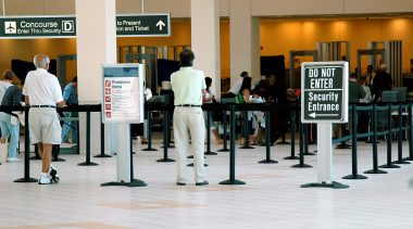 9/11, the Culture of Fear, and the Security Theater at U.S. Airports