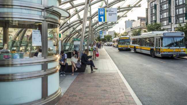 Comments Before the Office of The Secretary of Transportation In the Matter of Transporation Equity Data