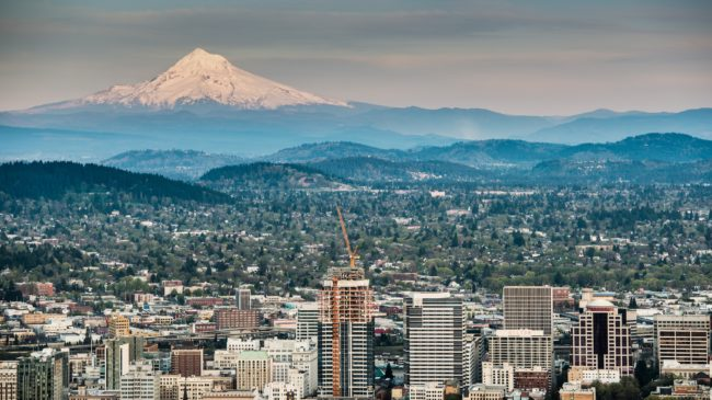 Portland's Pension System Is Dependent on Property Values Rising