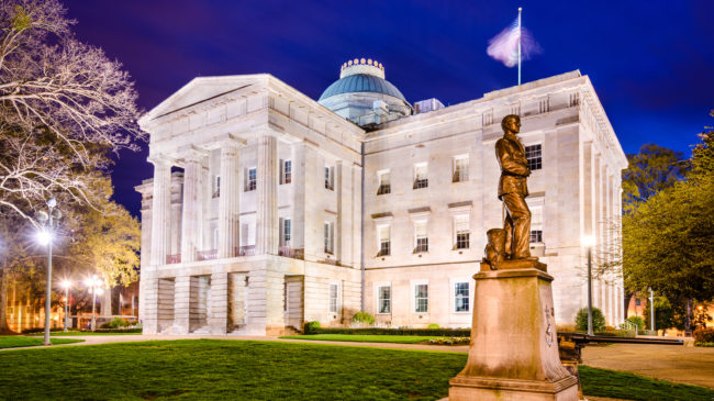 North Carolina Teachers & State Employees Retirement System Solvency Analysis