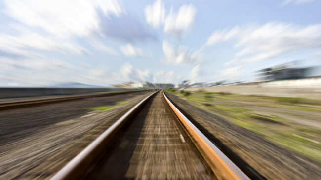 High-Speed Rail Is Unlikely to Play a Major Role In Achieving Climate Goals