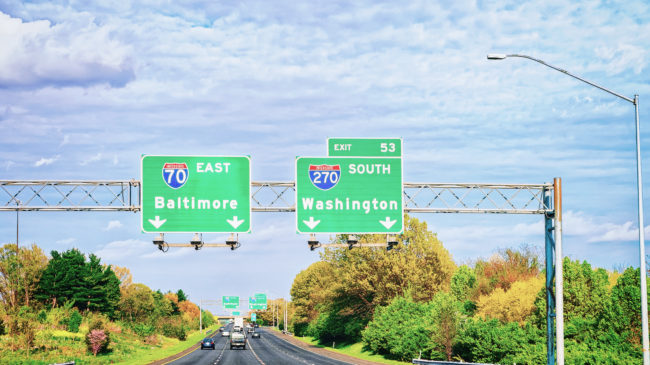 The Misguided Efforts to Derail Maryland's I-270 and I-495 Toll Projects