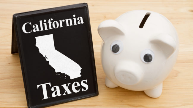 California's Economic Recovery Efforts Could Be Hurt By More Tax Increases