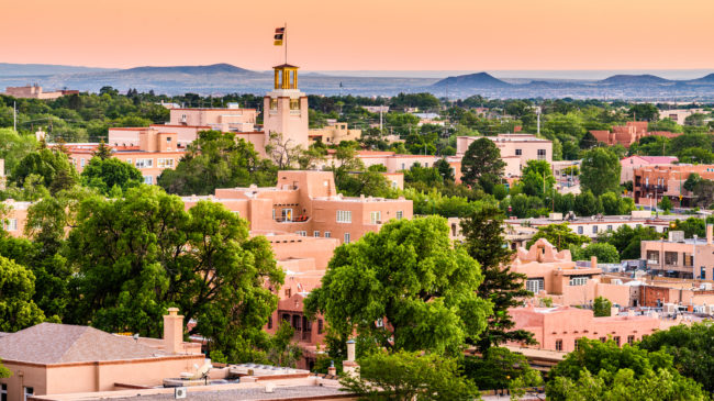 New Mexico Enacts Bipartisan Pension Reform to Improve PERA Solvency